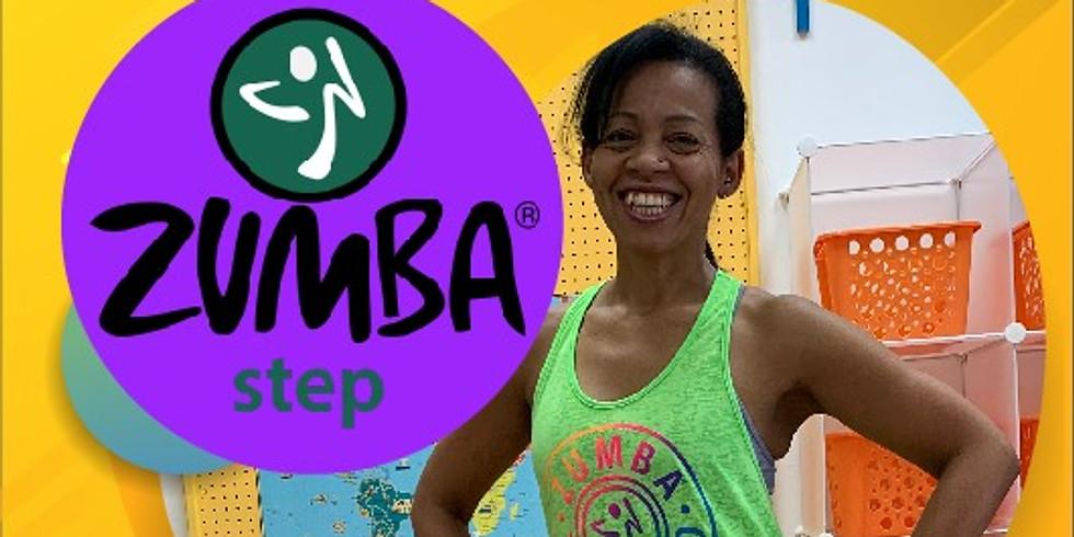Zumba Step With Aya 6/21