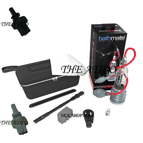 Bathmate HydroXtreme 5 con Correa de Ducha & Accesorios de Repuesto