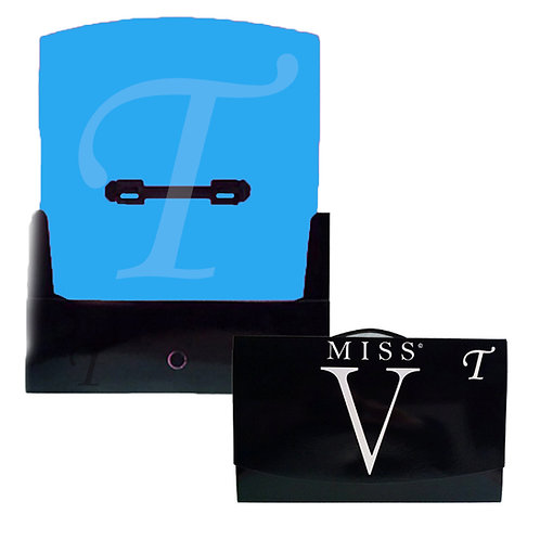 La Valijita de Miss V - Turquoise