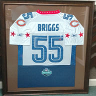 Briggs 55 Football Jersey
