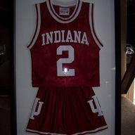 Indiana University Childs Basketball Uni