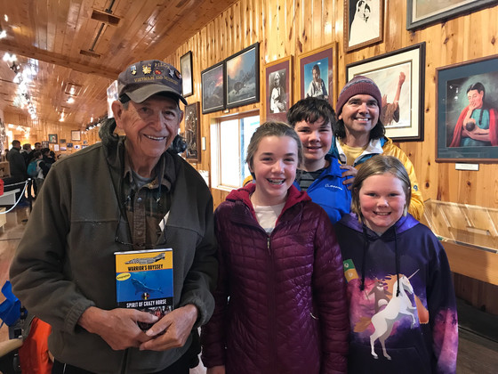 Rushmore fans, meet Crazy Horse