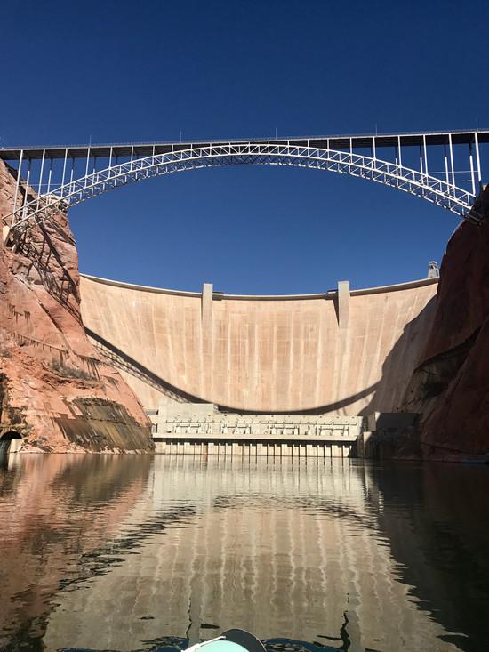 Colorado River - Page, Az