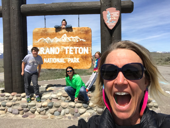 Jackson Hole, The Grand Tetons and Snake River - OH MY!