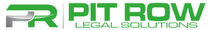 Pit Row Legal Solutions Logo