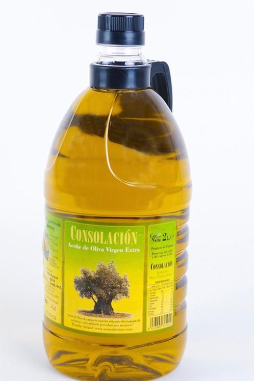 Botella de Aceite de Oliva de 2L. Virgen Extra