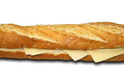 Bocadillo de queso de León