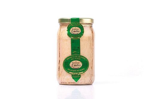 Tronco de Bonito del Norte en aceite de oliva 2000 g