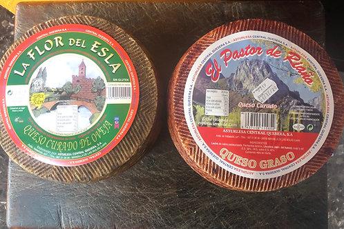 Pack Oferta: Oveja+ cabra de León