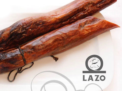 Lomo ibérico Bellota 100% Jabugo Lazo media pieza 550 gr