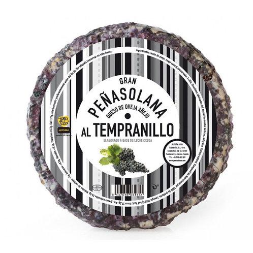 Cuña 0.300 gr Queso de Oveja Peñasolana Añejo al Tempranillo