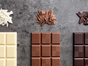 Que contiene una tableta de chocolate saludable ?