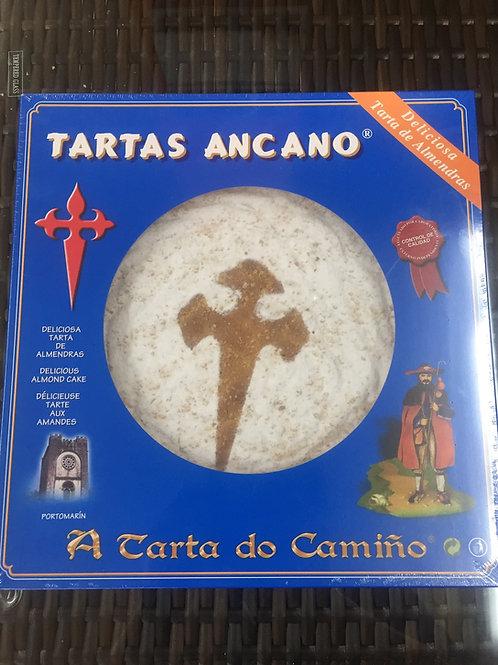 Tarta Santiago