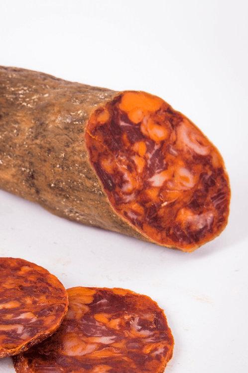 Chorizo Cular Ibérico de Bellota Extremadura Media Pieza aprox 0,650 Kg