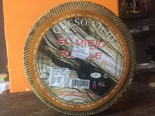 Queso viejo Roble oveja León 2.600 kg