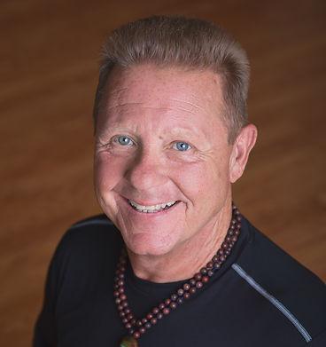 Alec Abbott teaches yoga classes in Richmond, VA