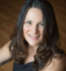 Stacy Abbott teaches yoga and gong meditation classes in Richmond, VA