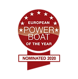 EUROPEAN BOAT OF THE YEAR 2020_Nominated