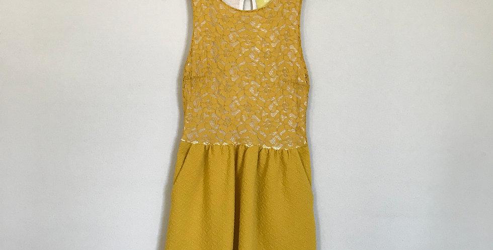 Maeve Lace Top Dress, Size S