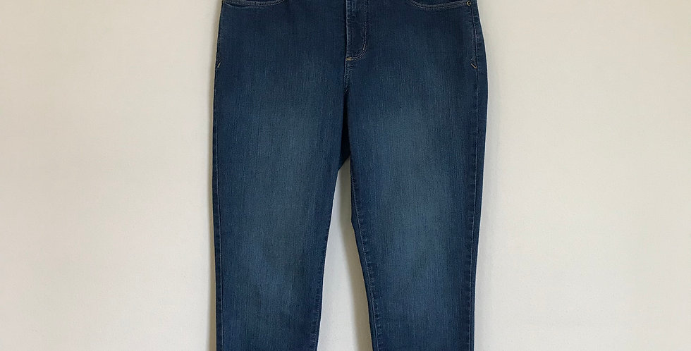 Not Your Daughter's Jeans Ankle Denim, Size 8