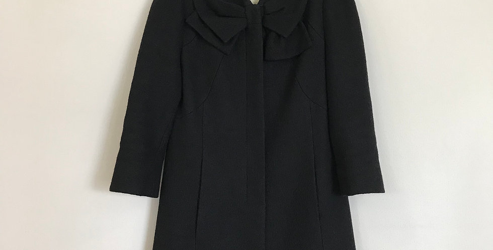 Elevenses Boiled Wool Jacket, Size M