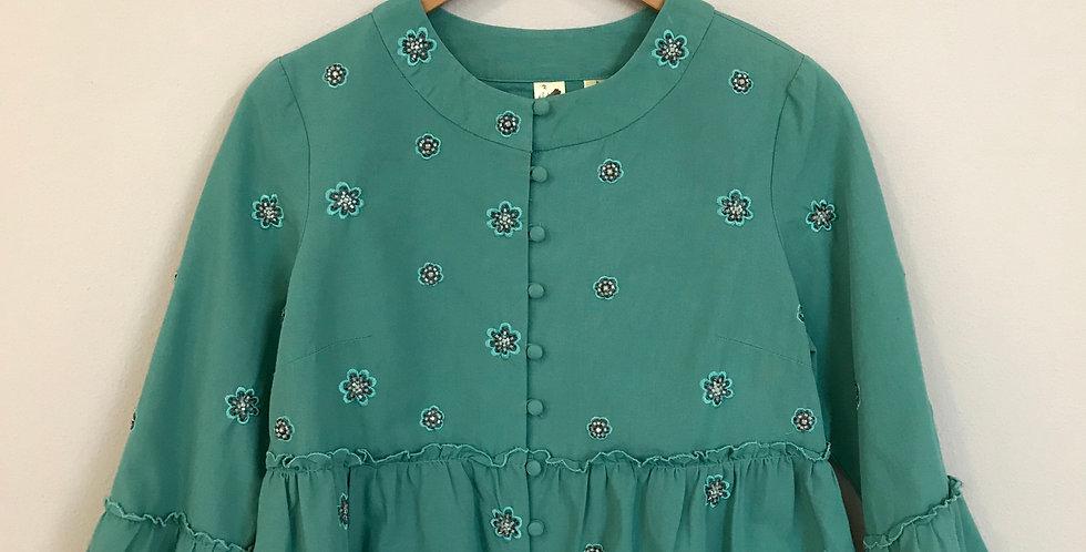 Lithe Beaded Jacket, Size XS/S