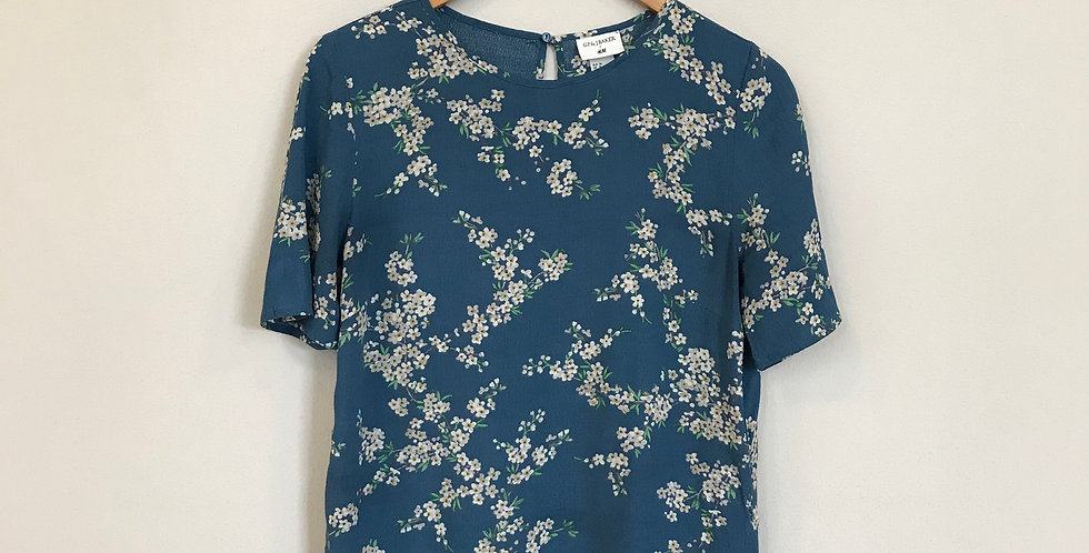 GP&J Baker for H&M Floral Top, Size S