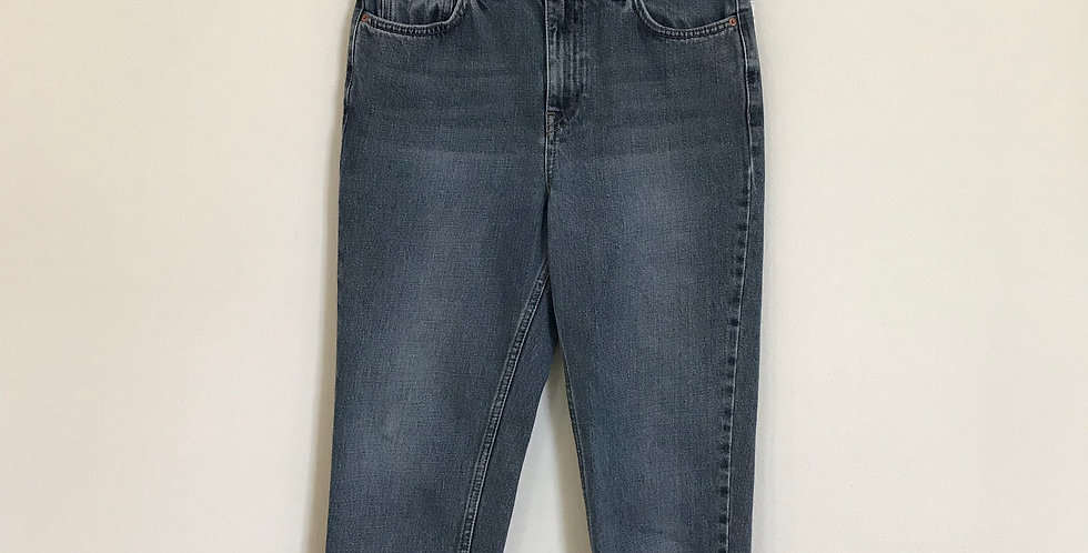 Topshop Mom Jeans, Size 4P