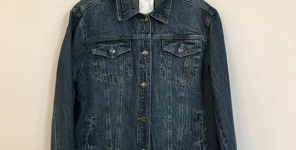 Michael Farrell Denim Jacket, Size M