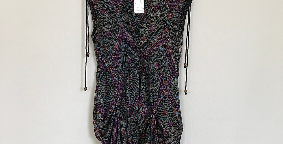 Betsey Johnson Dress with Pickups, Size S