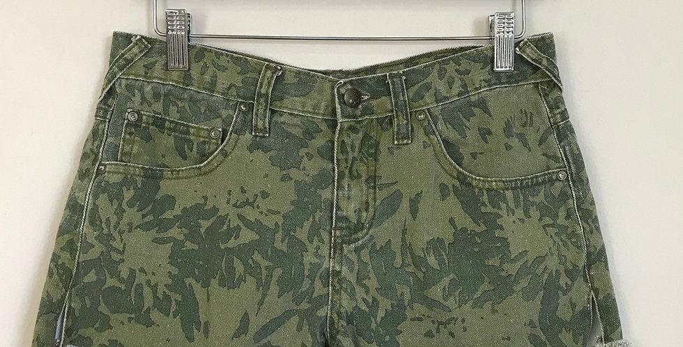Free People Cutoff Shorts, Size 26