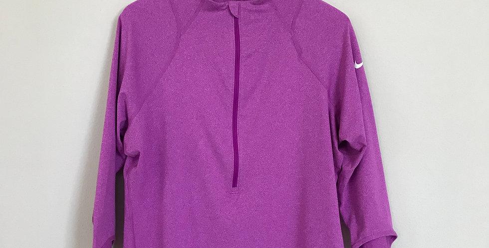 Nike Dry-Fit Half Zip Top, Size L/XL