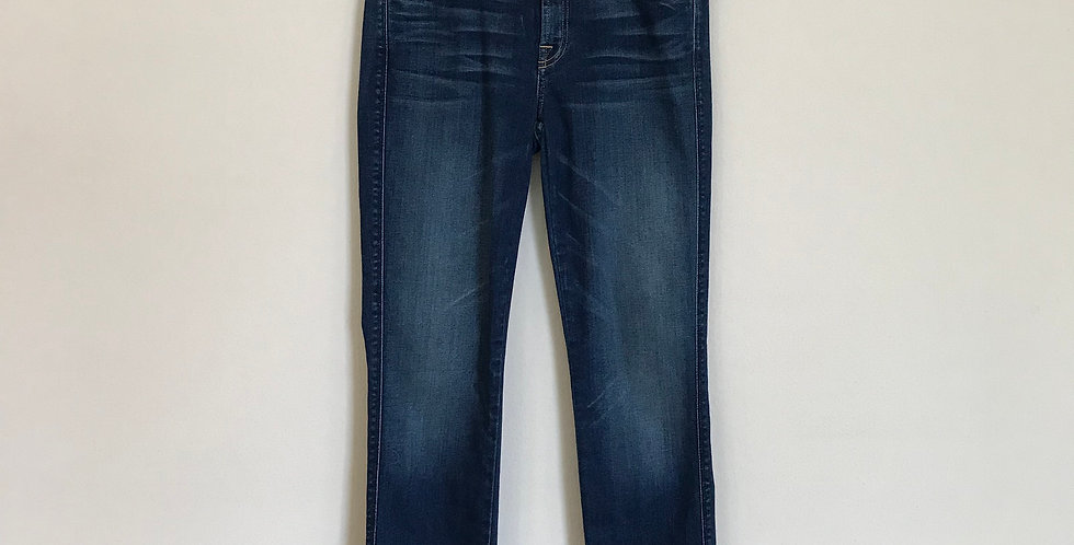 7 For All Mankind Kimmie Straight Leg Denim, Size 29