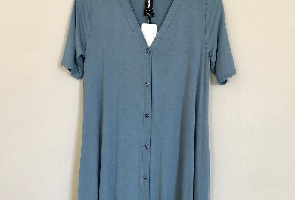 Agnes & Dora Button Up Dress, Size XS