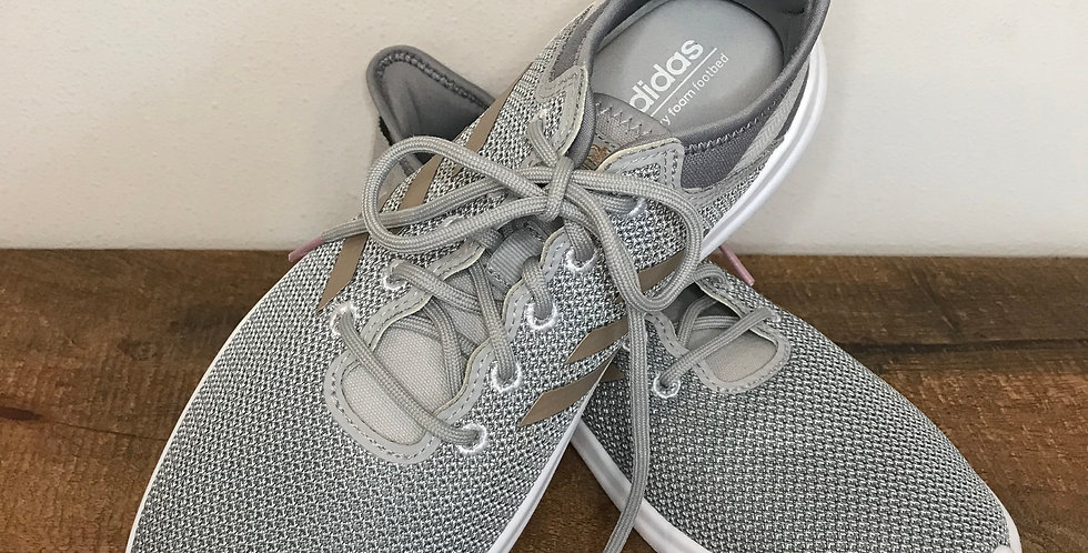 Adidas Cloudfoam Trainers, Size 10