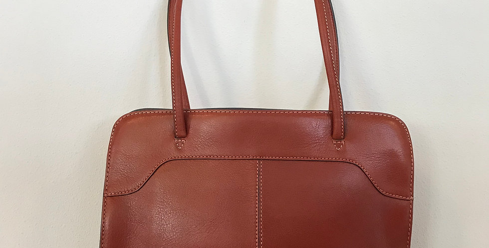 Adrienne Vittadini Leather Bag