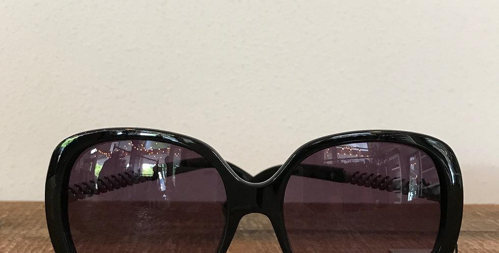 Black Frame Sunglasses