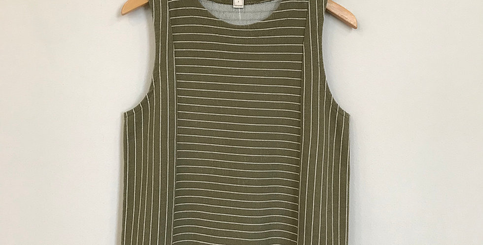 J. Crew Factory Striped Top, Size S