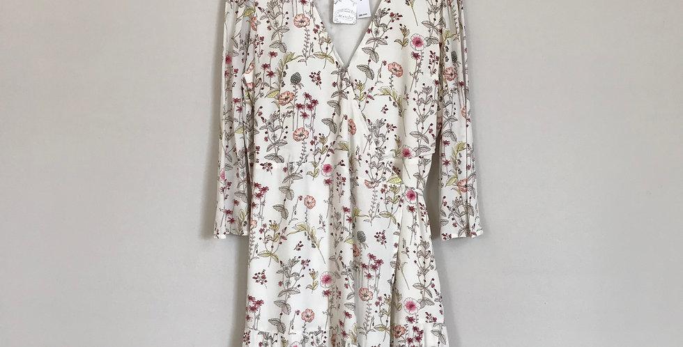 Gap Floral Dress, Size M