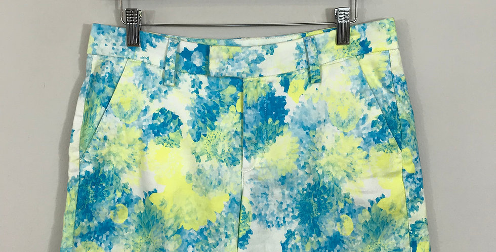 Level 99 Floral Shorts, Size 27
