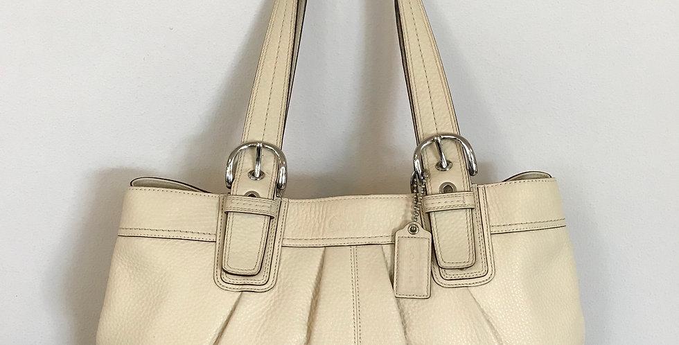 Coach Soho Pleated Leather Bag
