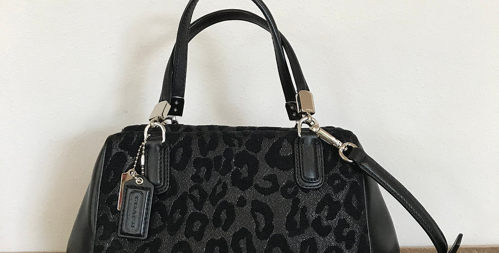 Coach Mini Leopard Bag