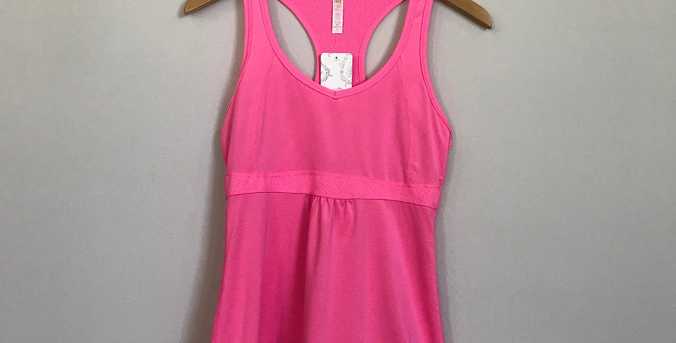 Lucy Quick Dry Racerback Tank, Size S