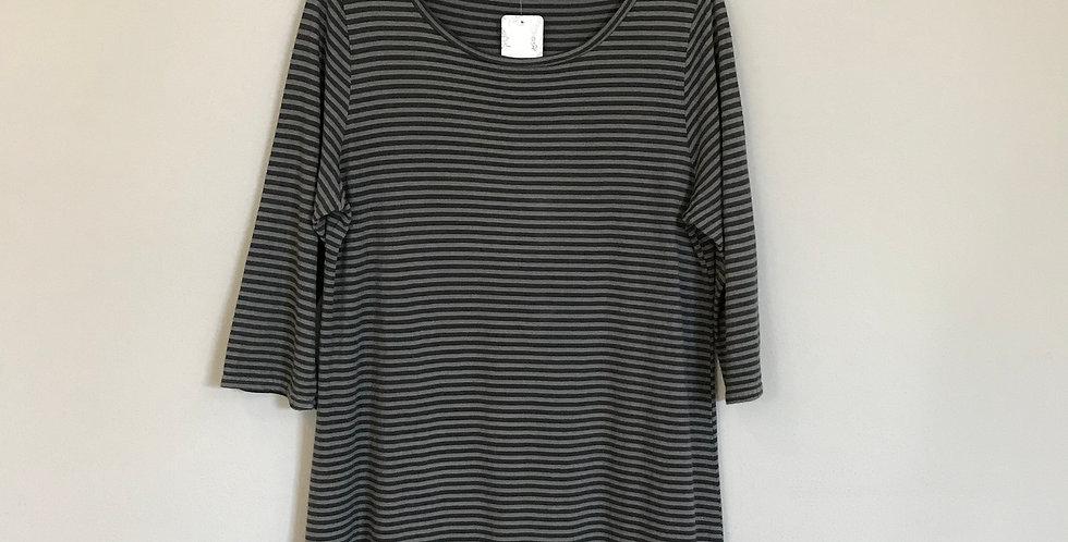 Cut Loose Striped Dress, Size M