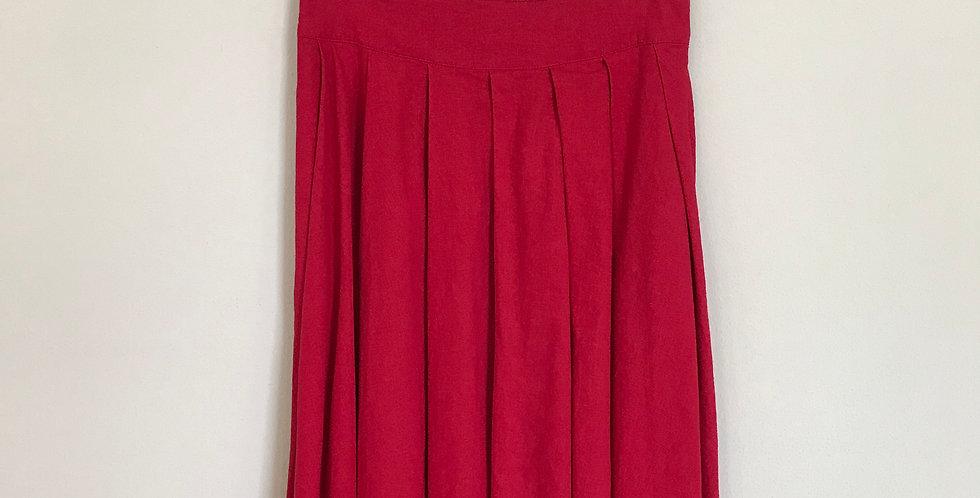 Bella Linen Skirt, Size S/M