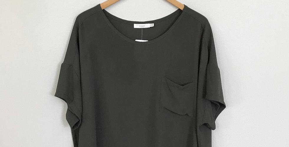 Lush Pocket Top, Size L