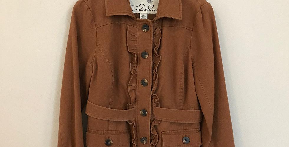 Tabitha Cotton Jacket, Size S/M
