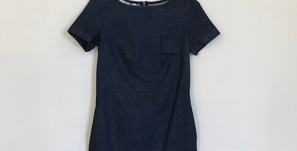 Boden Denim Dress, Size XS/S