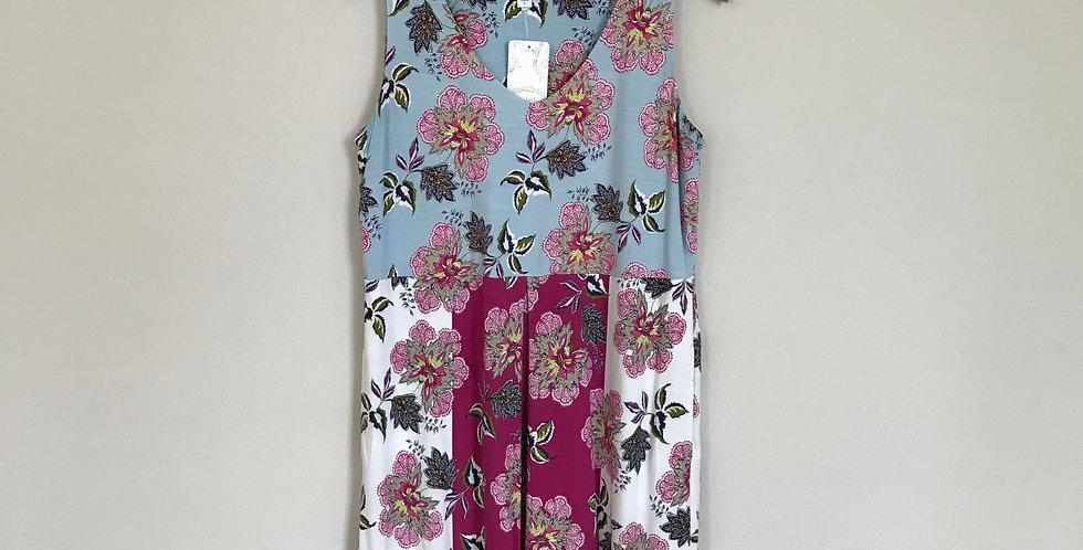 J. Jill Floral Dress, Size S/M
