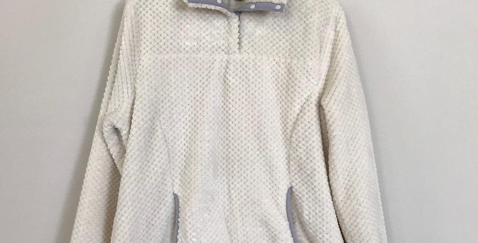 Eddie Bauer Pullover Fleece, Size L